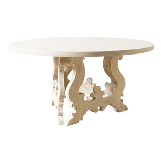 Baroque Inspired Sperry Dining Table For Sale