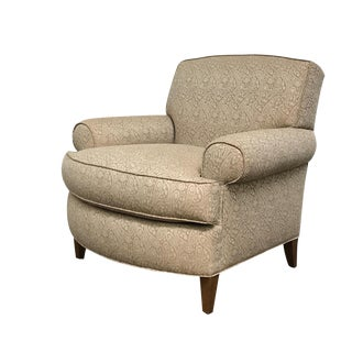 RJones Remington Transitional Lounge Chair For Sale