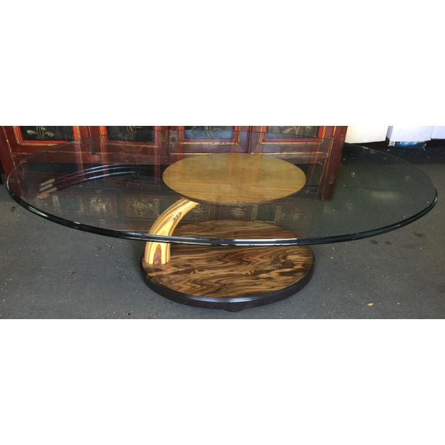 Brown Henredon Scene Two Coffee Table Mid Century Modern For Sale - Image 8 of 8