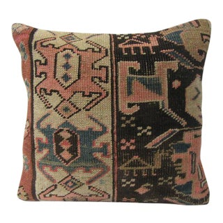 Turkish Handmade Decorative Antique Pillow Cover For Sale