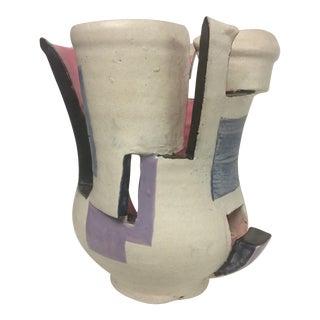 Vintage Ceramic Art Sculpture