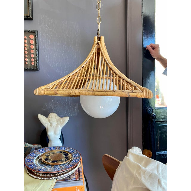 Such a cool looking light fixture! Creates a nice glow with sufficient lighting. Enjoy!