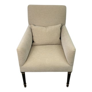 Elliot Bergere Chair by Dessin Fournir For Sale
