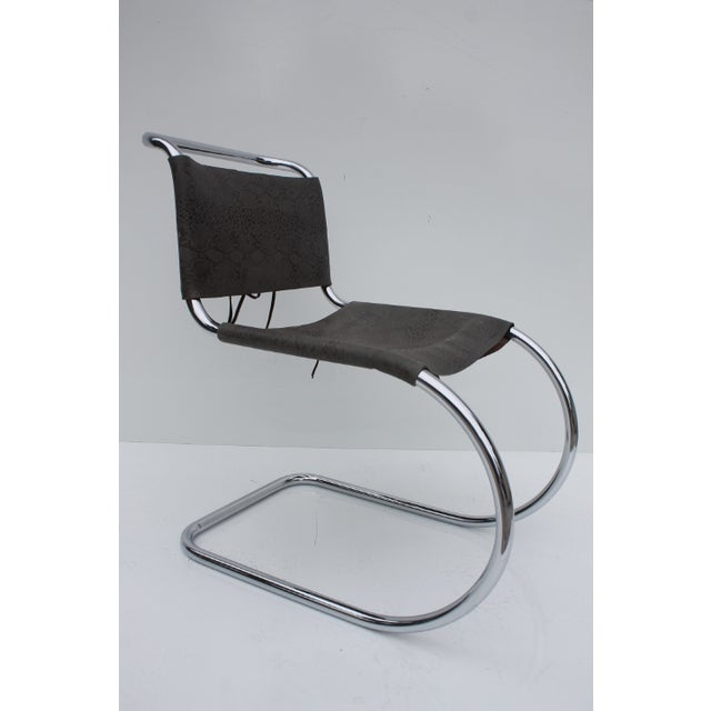 Knoll MR Side Chair By Mies Van Der Rohe - Image 3 of 9