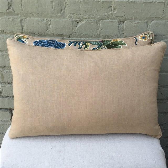 Cowtan & Tout Printed Jungle Pillows - A Pair - Image 5 of 5