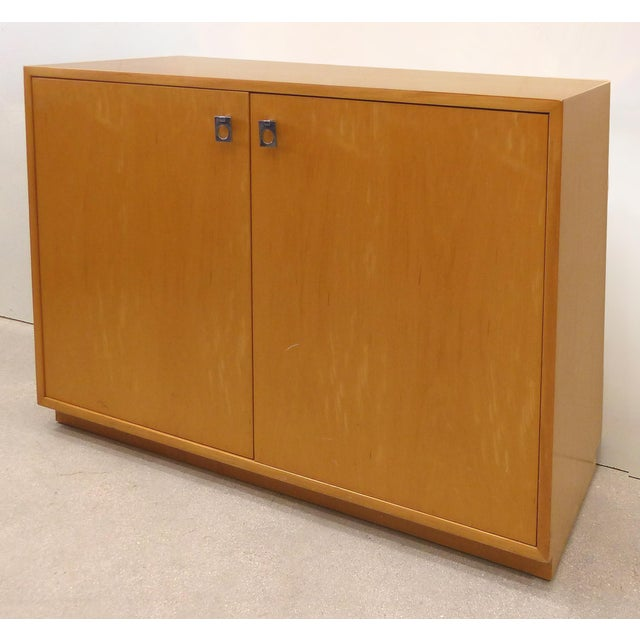 Mid-Century Maple Dresser or Cabinets by Jack Cartwright for Founders Furniture - Image 2 of 10
