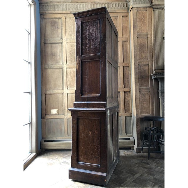 Antique Ambergs File Cabinet For Sale - Image 4 of 11