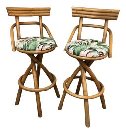 Image of Tiki Bar Stools