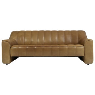 De Sede Ds44 Leather Sofa For Sale