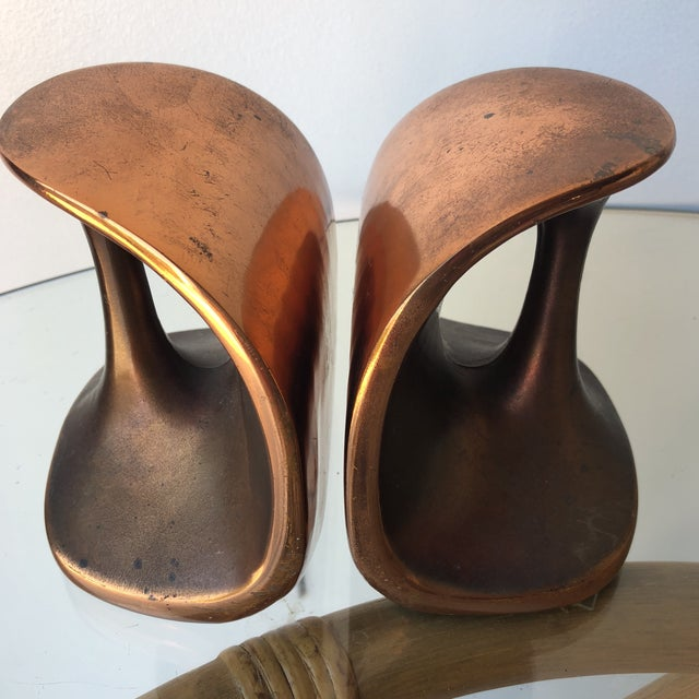 Ben Seibel Mid-Century Bookends - a Pair For Sale In Atlanta - Image 6 of 6