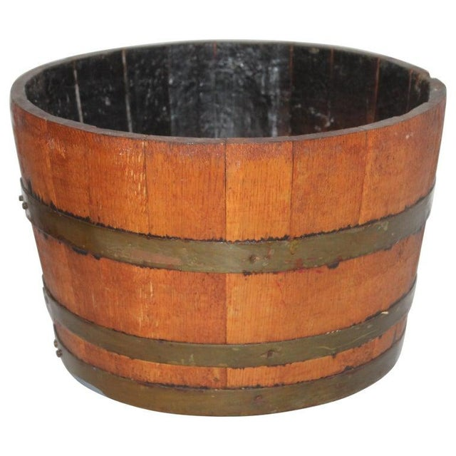 19Thc Wine Barrel / Container for Grapes For Sale In Los Angeles - Image 6 of 6