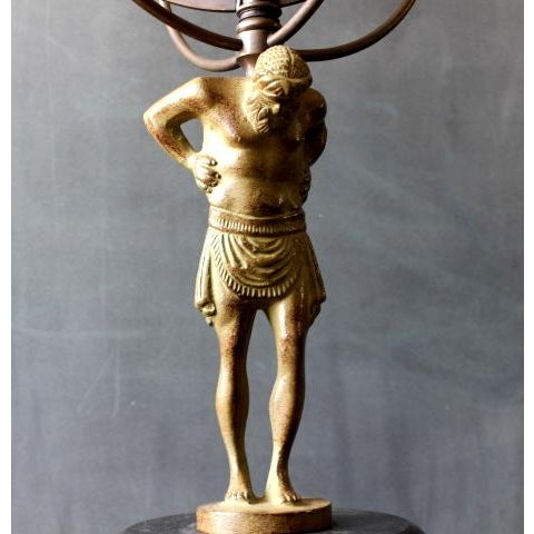 Contemporary Atlas Armillary - Image 5 of 5