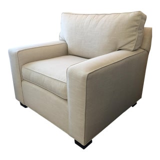 Modern Mitchell Gold Contemporary Club Chair For Sale