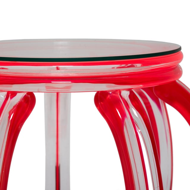 Mirage Stool by July Zhou For Sale In Chicago - Image 6 of 7