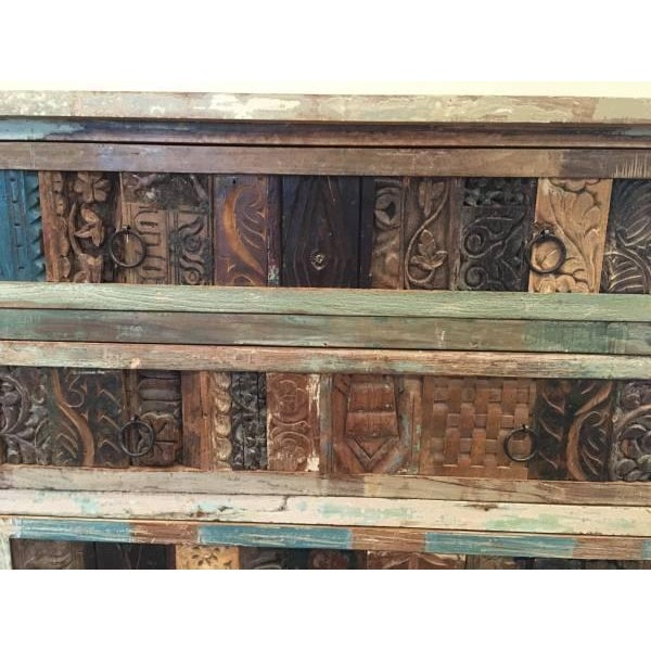 Hand-Crafted Reclaimed Dresser - Image 4 of 4
