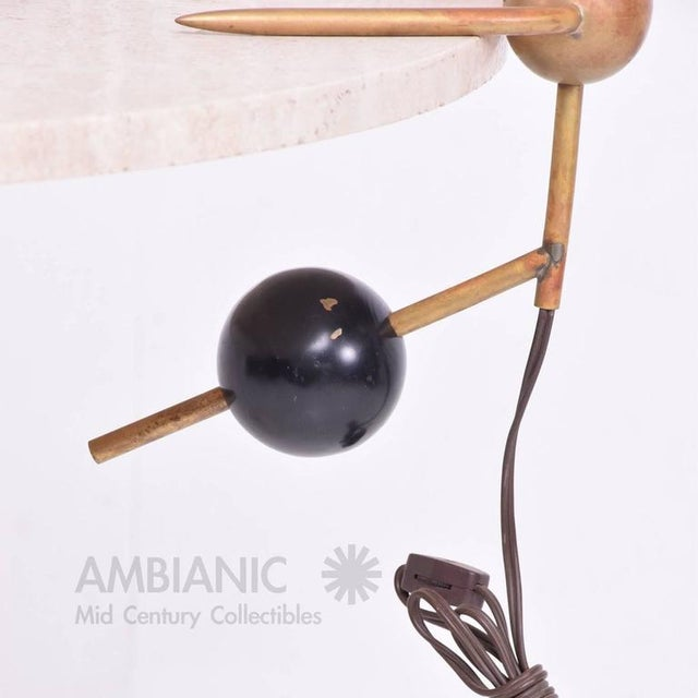 Italian Desk Table Counterbalance Lamp For Sale - Image 11 of 11