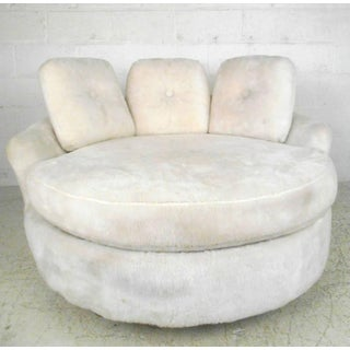 Mid-Century Adrian Pearsall Style Disc Lounge Chair Preview