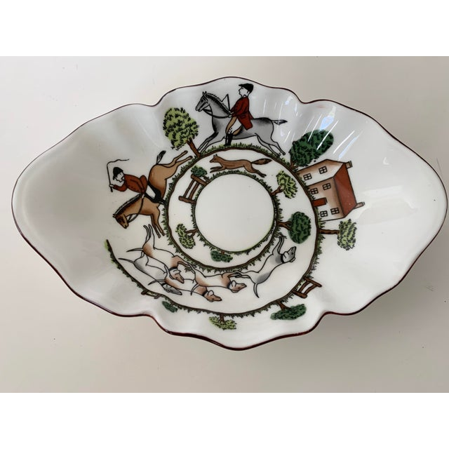 Staffordshire Hunting Scene Bowl For Sale - Image 11 of 11