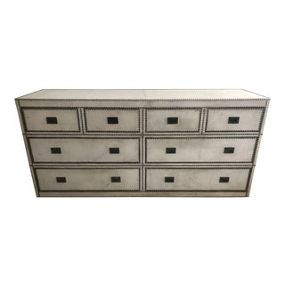 Trasitional Restoration Hardware Marseilles 8-Drawer Dresser For Sale