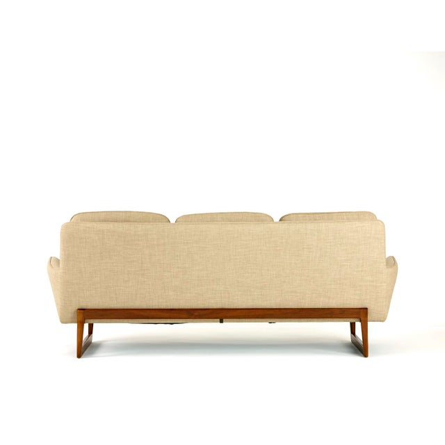 Jens Risom, Pair of Sofas, Circa 1960's For Sale In Detroit - Image 6 of 10