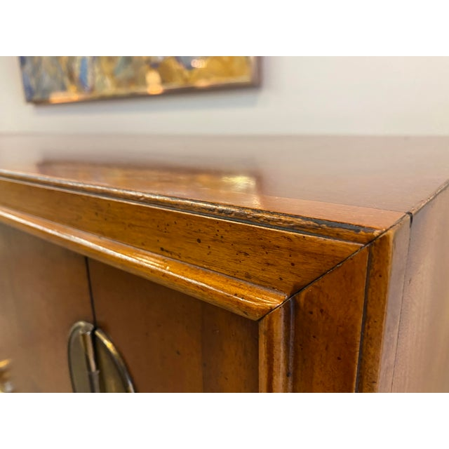 Midcentury Credenza Signed by Lane Furniture For Sale - Image 11 of 12