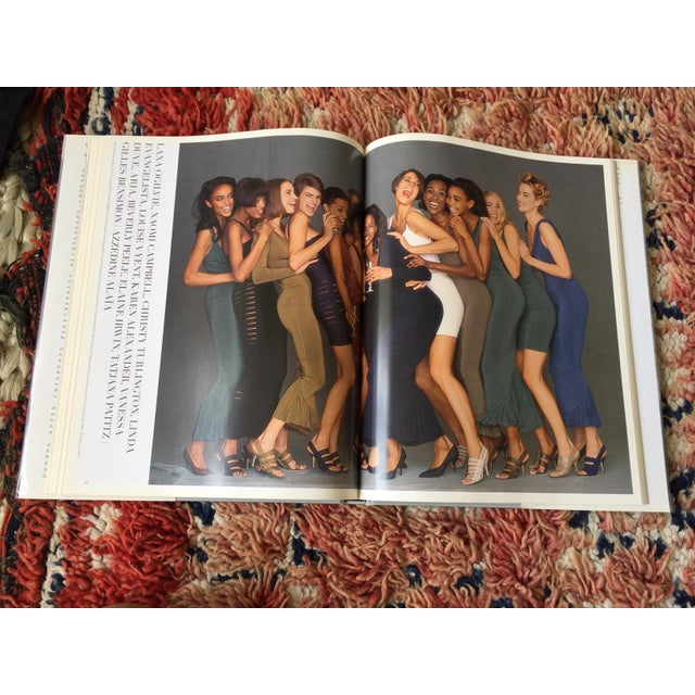"""""""The Model as Muse: Embodying Fashion"""" Coffee Table Book - Image 4 of 5"""