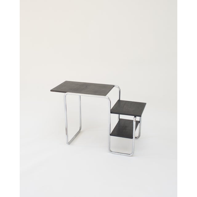 Marcel Breuer B21 Table manufactured by Bigla - Image 5 of 6