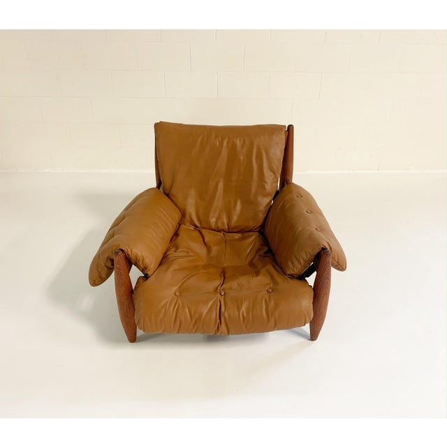 I.S.A. Bergamo Sergio Rodrigues Sheriff Chair For Sale - Image 4 of 12