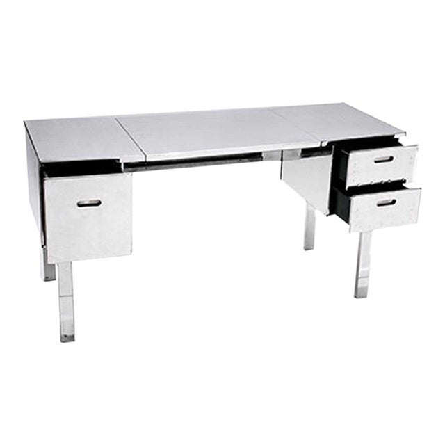 1970s Military Campaign Nurse Folding Field Desk - Image 1 of 6