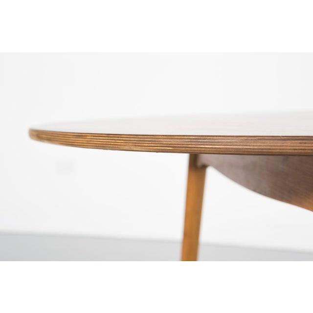 Mid-Century Modern Hans Wegner for Fritz Hansen Dining Table For Sale - Image 3 of 11