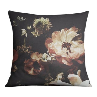 The Hunt Floral Pillow Cover For Sale