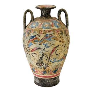 1970s Vintage Grecian Urn For Sale