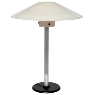 Second Generation Chiara Table Lamp, Cini Boeri, Murano, Italy, 1980s For Sale