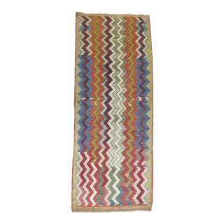Vintage Turkish Runner, 2'9'' X 7'10''