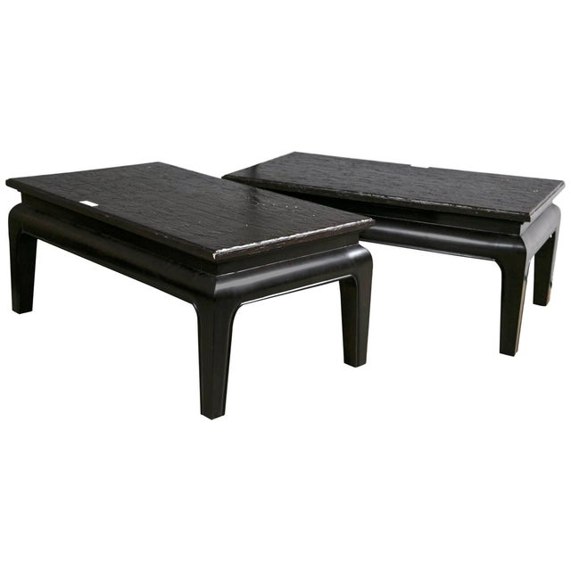 E J Victor for Jack Fhillips. The William Beech Wood Coffee Table. This table retails at Ralph Lauren Home for $2,985...