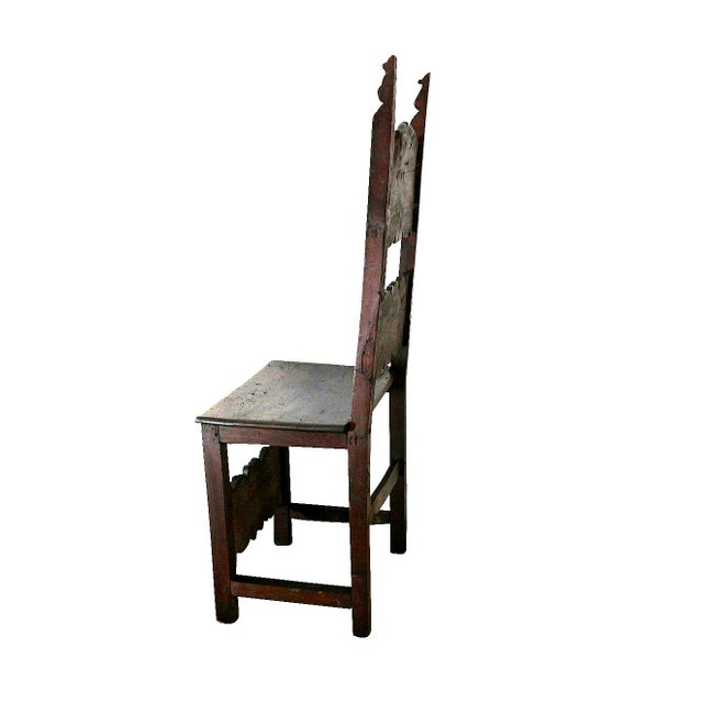 1400s Historic Furniture Chair - Image 7 of 8