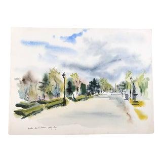 Original Betty Guy - Jardin des Tuileries