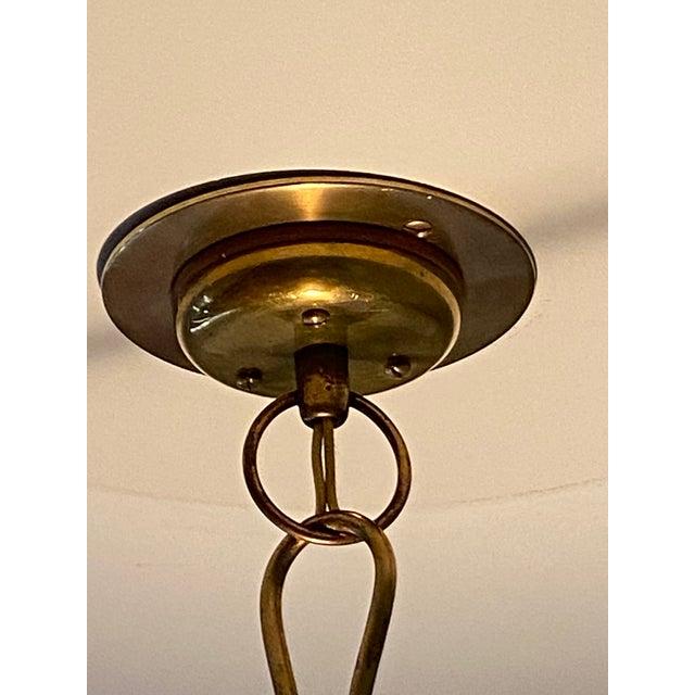 1950s Belmag Zurich Minuscule Pendant Lamp For Sale - Image 12 of 12