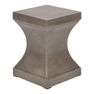 Calvin Stool, Dark Grey For Sale