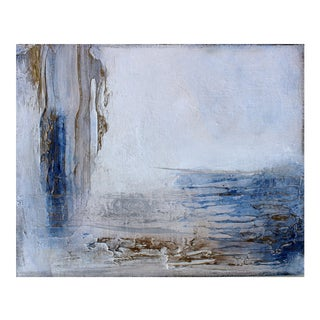 Burnished Rain Abstract Painting