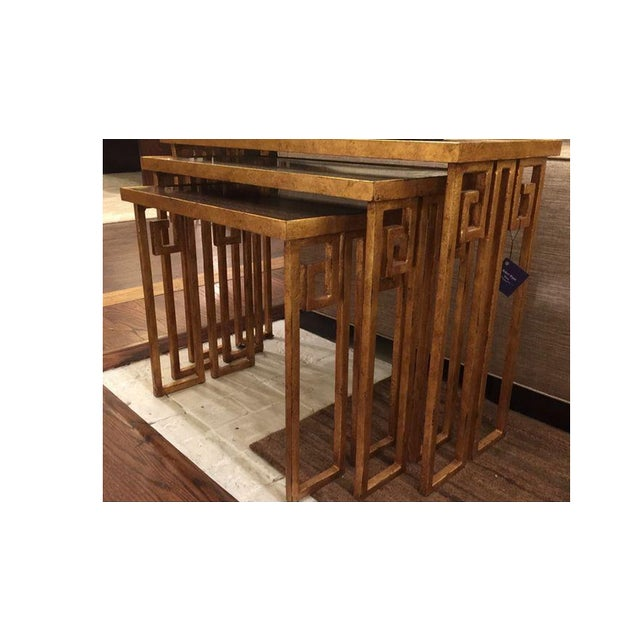 Nesting Tables by Century - Set of Three - Image 3 of 5