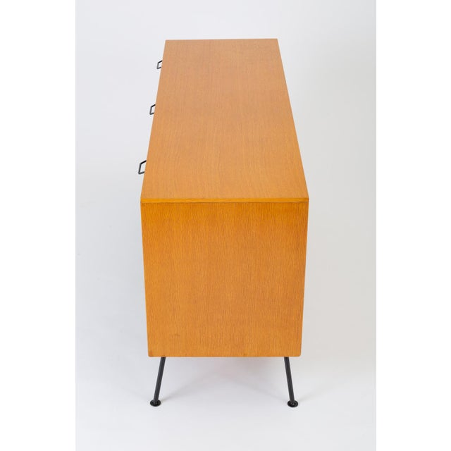 """Raymond Loewy's """"Accent"""" Line Nine-Drawer Dresser for the Mengel Company For Sale In Los Angeles - Image 6 of 13"""