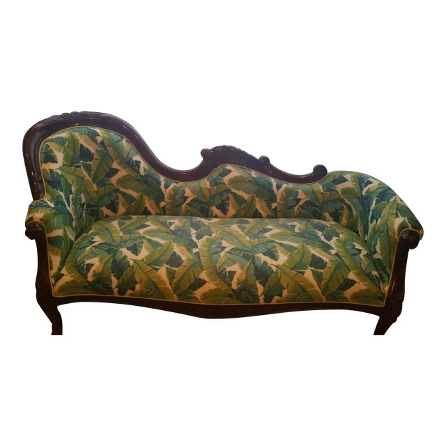Victorian Coastal Chaise - Image 1 of 7