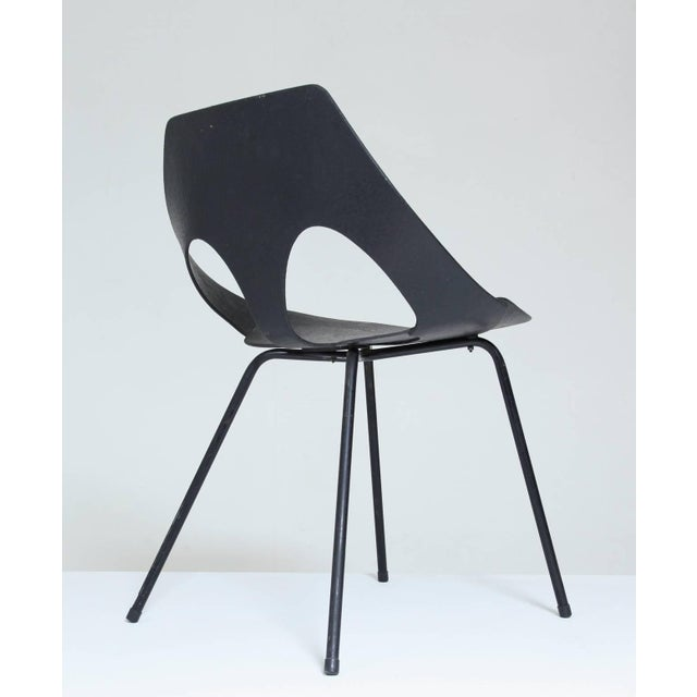 Frank Guille Rare Version of the C3 Chair by Frank Guille For Sale - Image 4 of 8