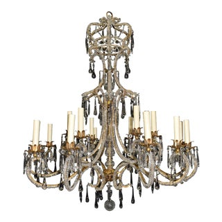 19th Century Venetian chandelier For Sale