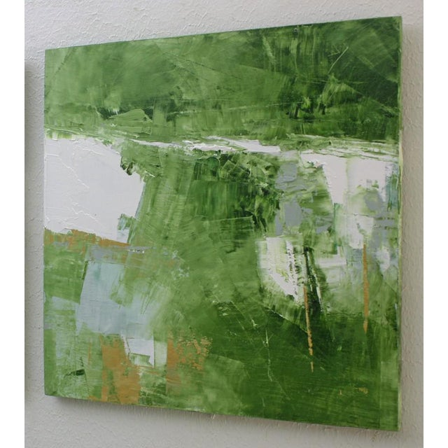 Abstract Abstract Landscape Oil Painting by Paul Ashby For Sale - Image 3 of 5