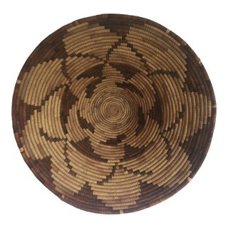 1920 Mission Native American Basket