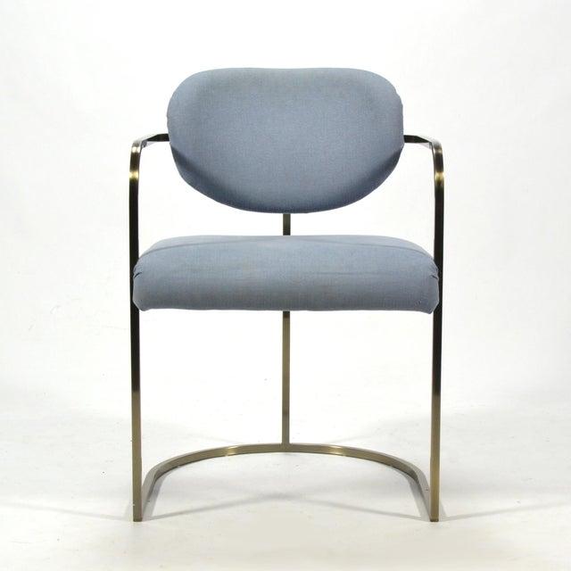 DIA - Design Institute America Set of Four Armchairs by Design Institute of America For Sale - Image 4 of 10