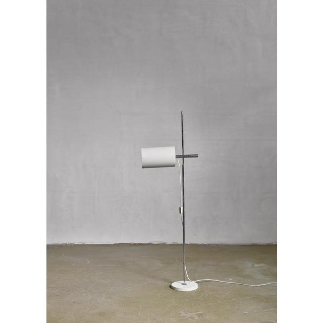 Mid-Century Modern Ben Af Schulten Floor Lamp, Finland For Sale - Image 3 of 5