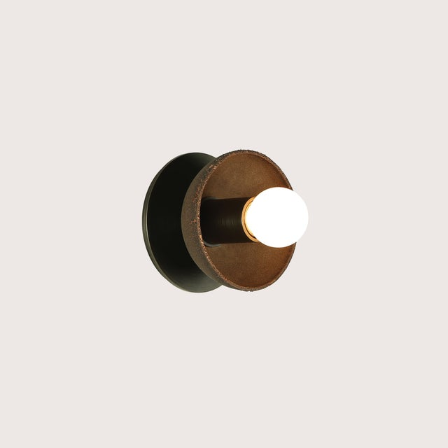 Not Yet Made - Made To Order Emmet Sconce Small by Pax Lighting For Sale - Image 5 of 7